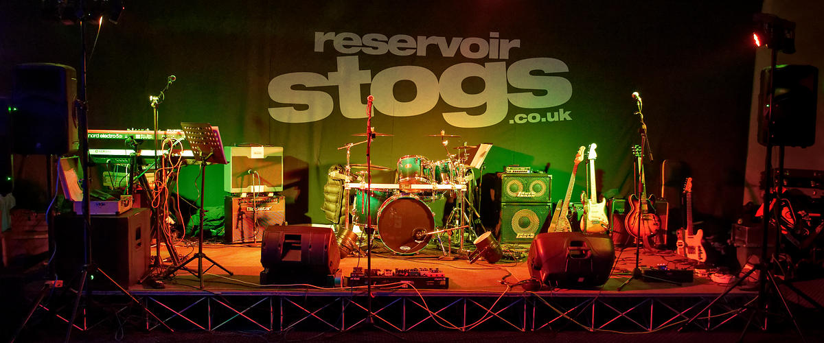 Reservoir Stogs - Cornwall based function band for your wedding, event or party
